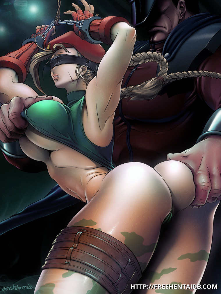 Gambar Street Fighter Hentai